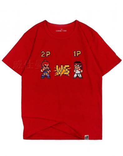 T恤衫定制印logo