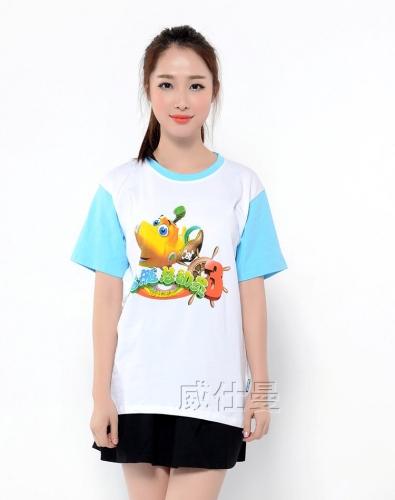 女式t恤衫