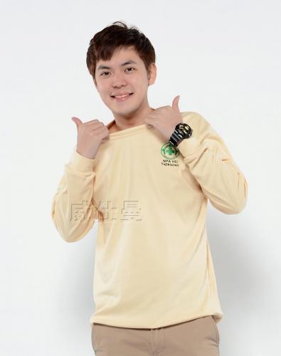 长袖t恤衫