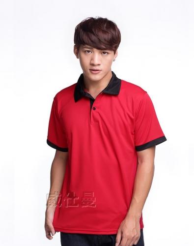男短袖polo衫