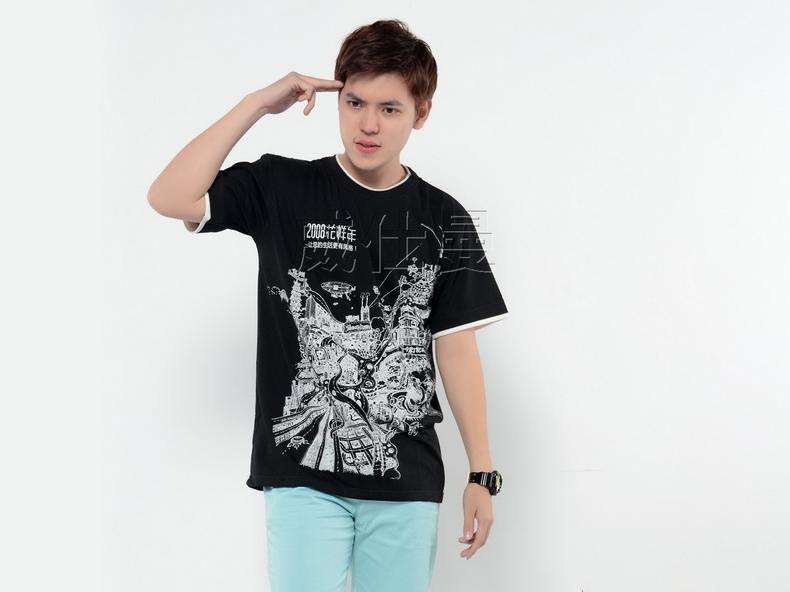XXXL码T恤衫